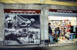 Fografías exhibidas (Cortesía José Luna)