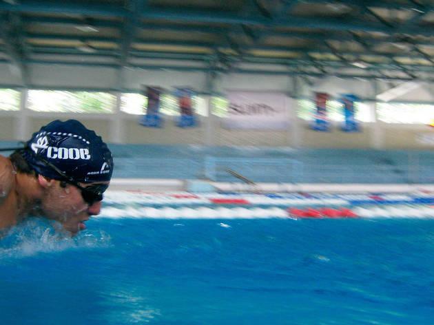 Medallista. Paralímpicos 2012 (Foto: Gerardo Ramírez)