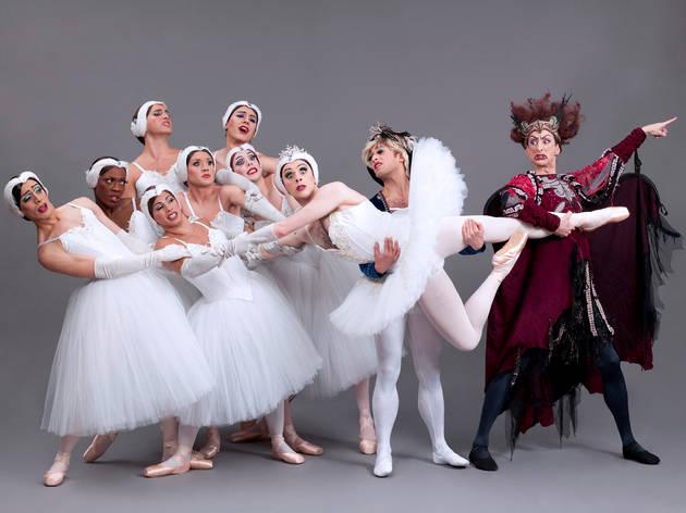 Tory Dobrin talks about Les Ballets Trockadero de Monte Carlo