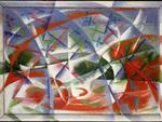 Giacomo Balla, Abstract Speed and Sound, 1913-14