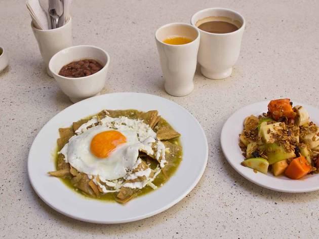 Comida: Café Zena