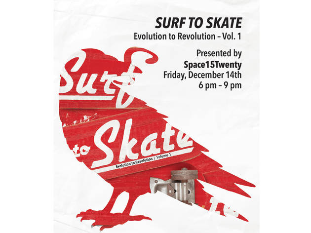 Surf to Skate: Evolution to Revolution, Vol. 1