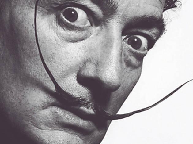 (Photo de Philippe Halsman / © Halsman Archive / Magnum Photos/ © Salvador Dalí, Fundacio Gala-Salvador Dalí, Figueres, 2012)