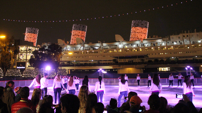 The best places to go ice skating in Los Angeles