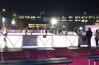 Culver City Holiday Ice Rink