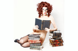 Naked Girls Reading: Spies Like Us