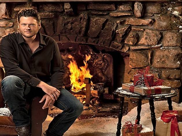 JCPenney Holiday Giving Tour Presents Blake Shelton