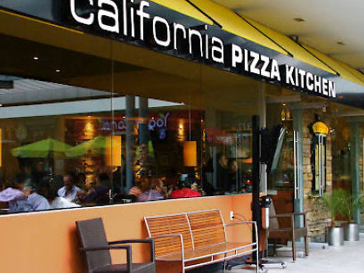 California Pizza Kitchen Polanco