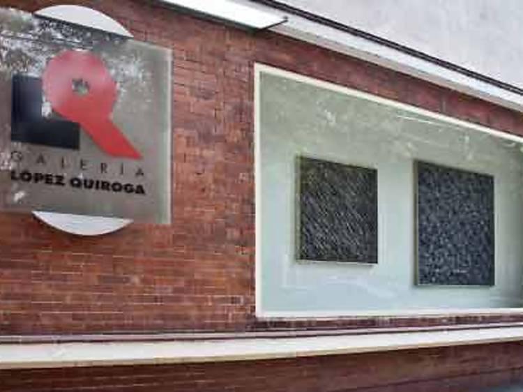 Galería López Quiroga