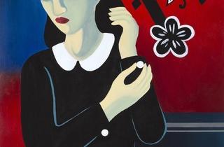 ('Sans titre', 2012 / © Marjane Satrapi, Courtesy de la galerie Jérôme de Noirmont, Paris)