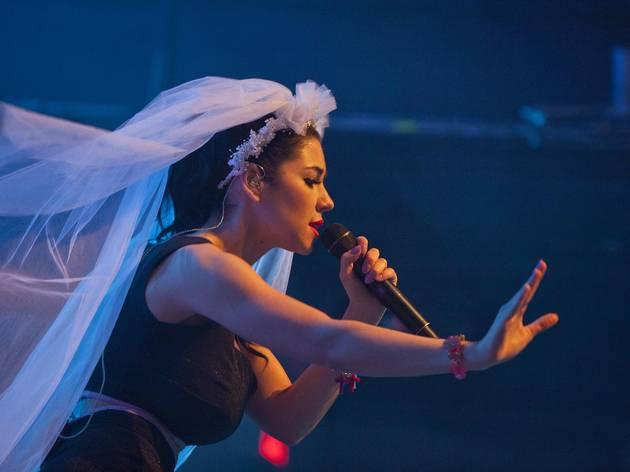 Lollapalooza 2015: Marina and the Diamonds + Sheppard