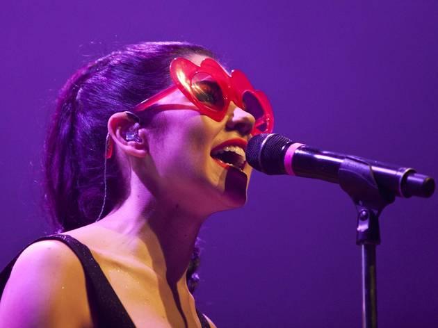 Marina and the Diamonds + Charli XCX