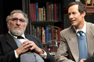 Freud's Last Session with Judd Hirsch and Tom Cavanagh
