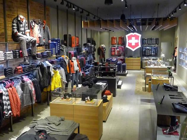 Victorinox Swiss Army Shopping In Soho New York