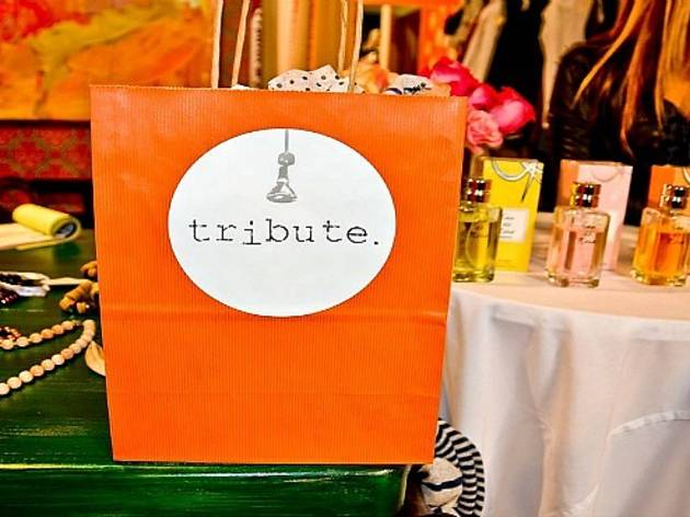 Baby2Baby Shopping Night at Tribute