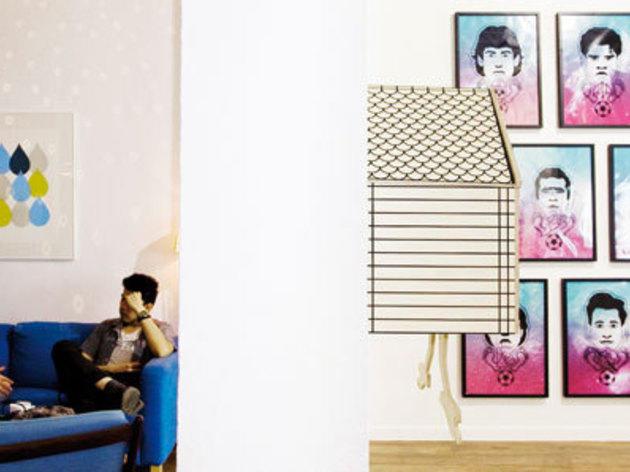 Cosmo Cafè i Galeria d'Art