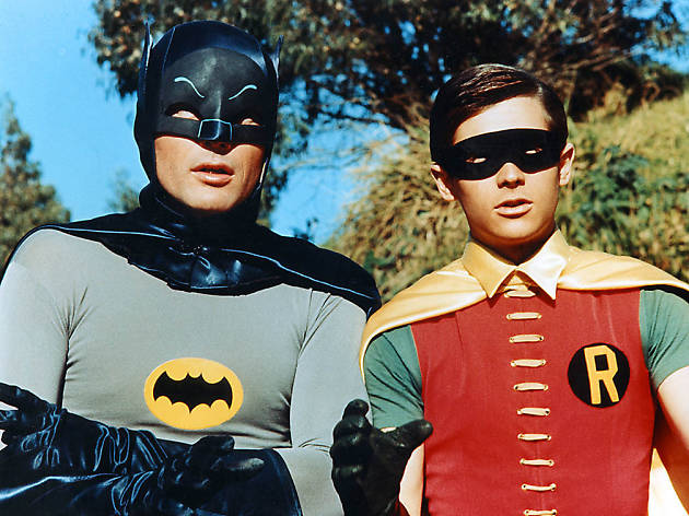 Batman (1966) + Flash Gordon