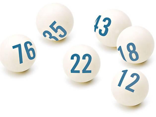 Grite 'Bingo!'