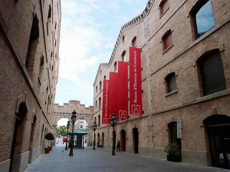 Museu d'Història de Catalunya y Museu d'Arqueologia
