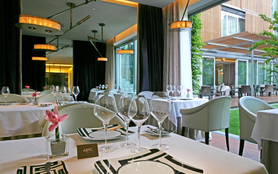 Restaurant Meeting Rooms Barcelona