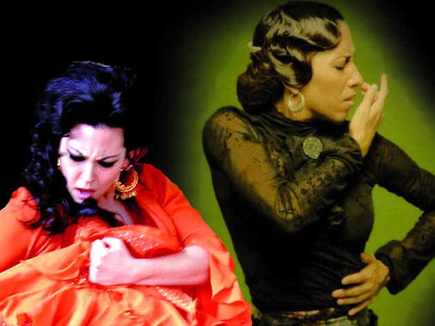 Tablao Cordobes, Auxi, Ana, flamenco