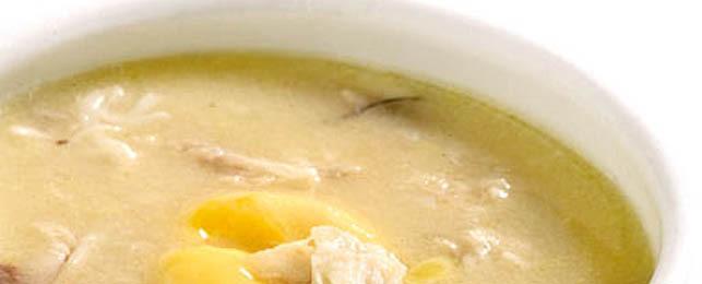 Sopa blanca d'orada