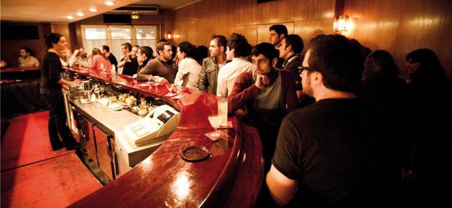 Cocktail Bar Juanra Falces