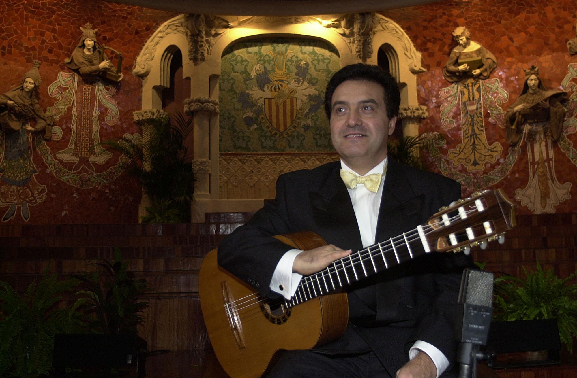 Mestres de la guitarra espanyola: Manuel González