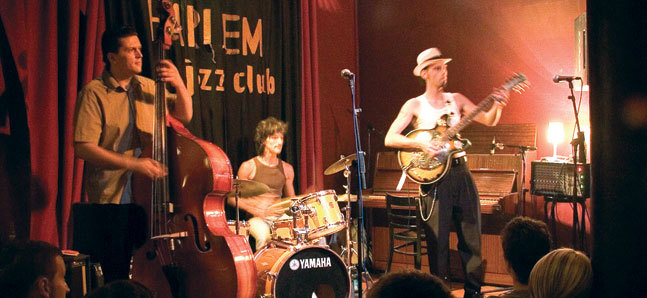 Harlem Jazz Club
