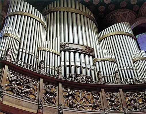 Orgue del Palau de la Música