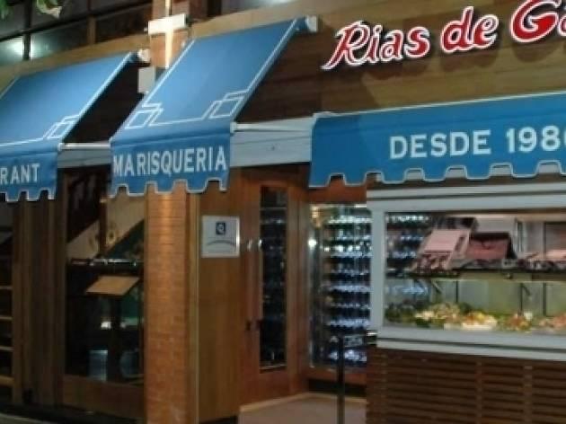Rías de Galicia