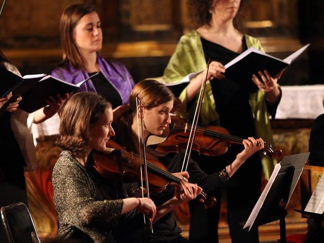 35º Festival de Música Antiga: La Bande de Violons + Orquestra d'Antiga de l'ESMUC