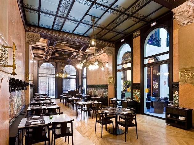 Time out barcelona events attractions what 39 s on in barcelona - Restaurant casa fuster ...
