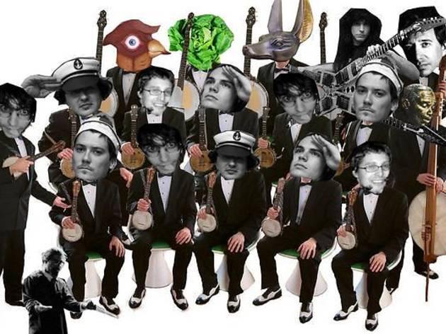 La Orquestra del Caballo Ganador: ZA! + CaboSanRoque + Sara Fontán