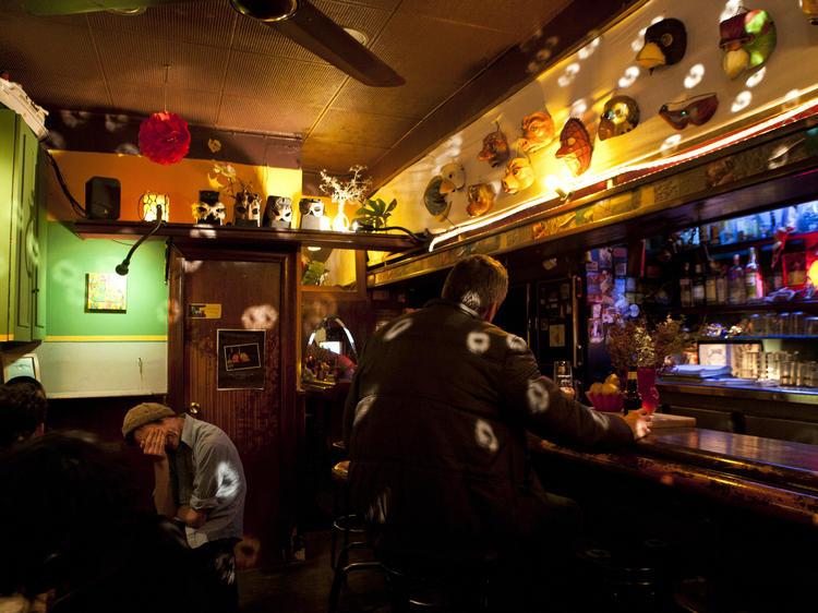 Bar Mercaders
