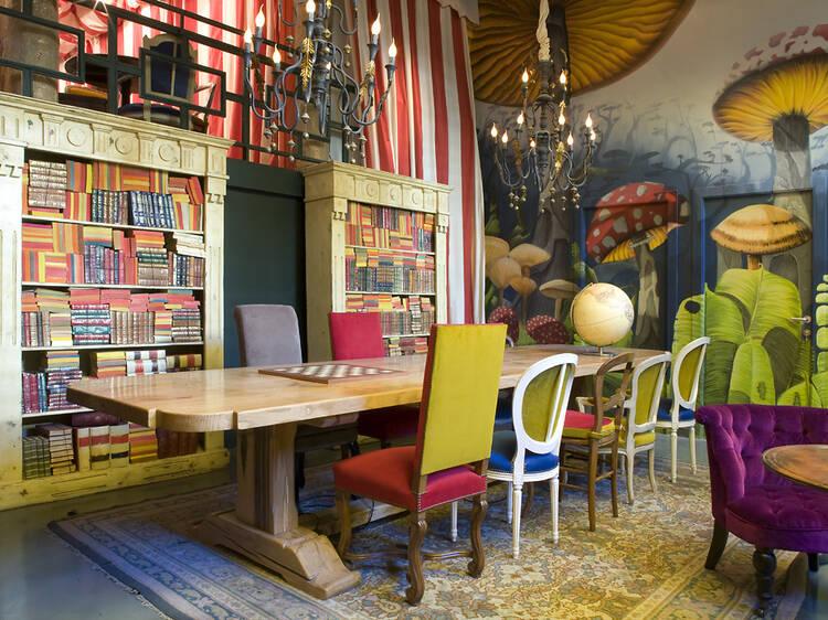 Restaurants de Barcelona per anar amb nens