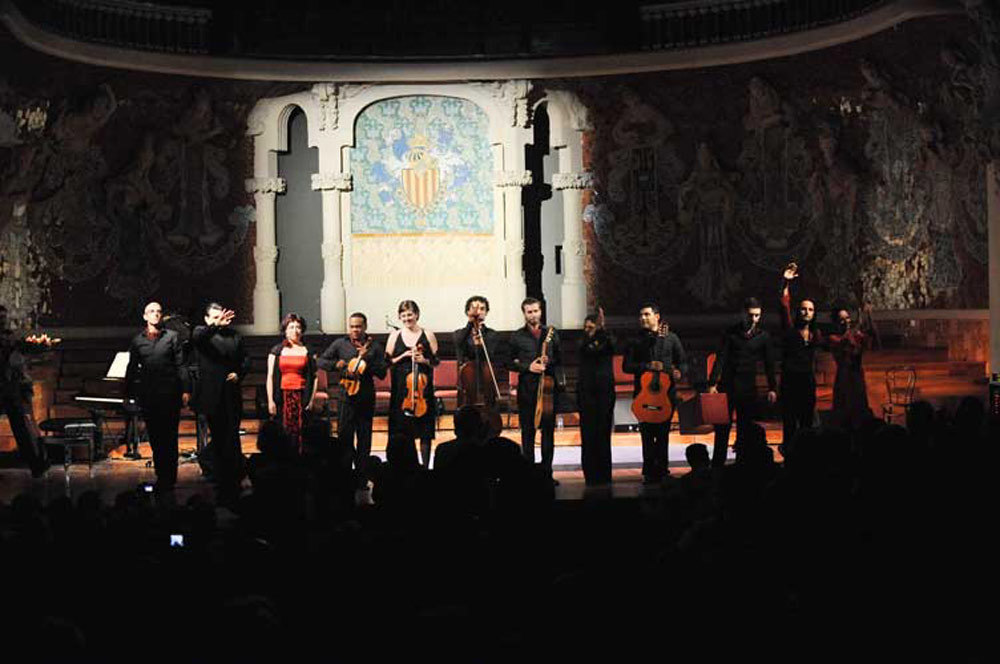 Ópera y flamenco: Historia de un amor