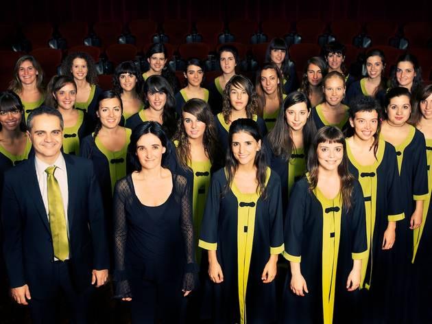 Cicle Coral Orfeó Català: Cor de Noies de l'Orfeó Català