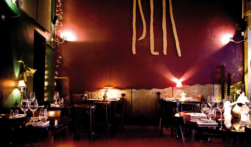 El Pla, restaurant