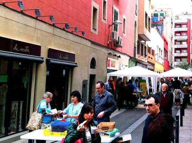 Dia del Comerç al carrer