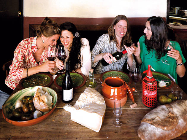 Mujeres y música: Las Migas + Núria Graham + Tori Sparks