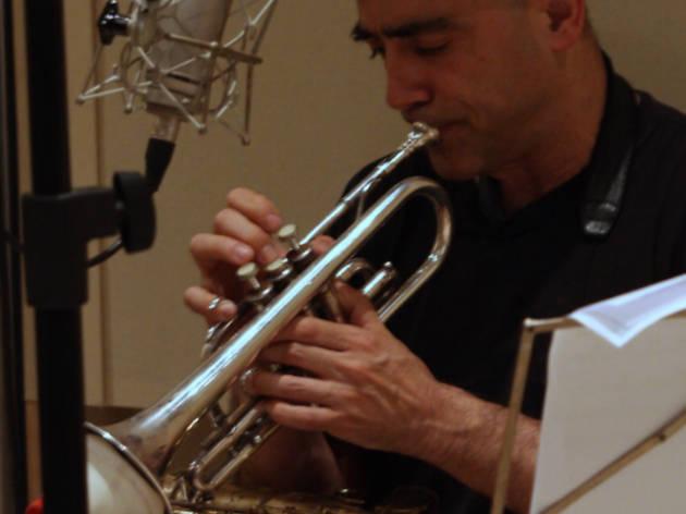 Marc Martin Trio amb Joan Chamorro i Josep Mª Farràs