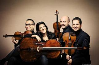 Palau 100 Cambra: Cuarteto Quiroga
