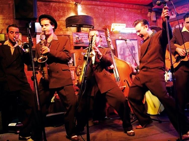 Locals de jazz a Barcelona