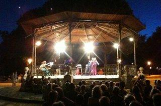 Música als parcs 2013: Maria Camahort + Lucy Driver