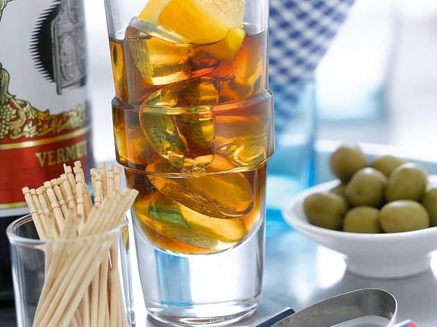 Vermouth: the happiest hour
