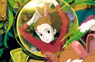 Cinema a la fresca: Arrietty y el mundo de los diminutos