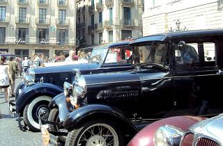 Festa Major de Sant Cristòfol: Caravana de vehicles històrics