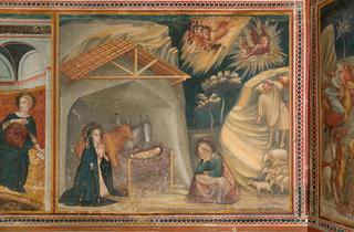 Murals sota la lupa. Les pintures de la Capella de Sant Miquel