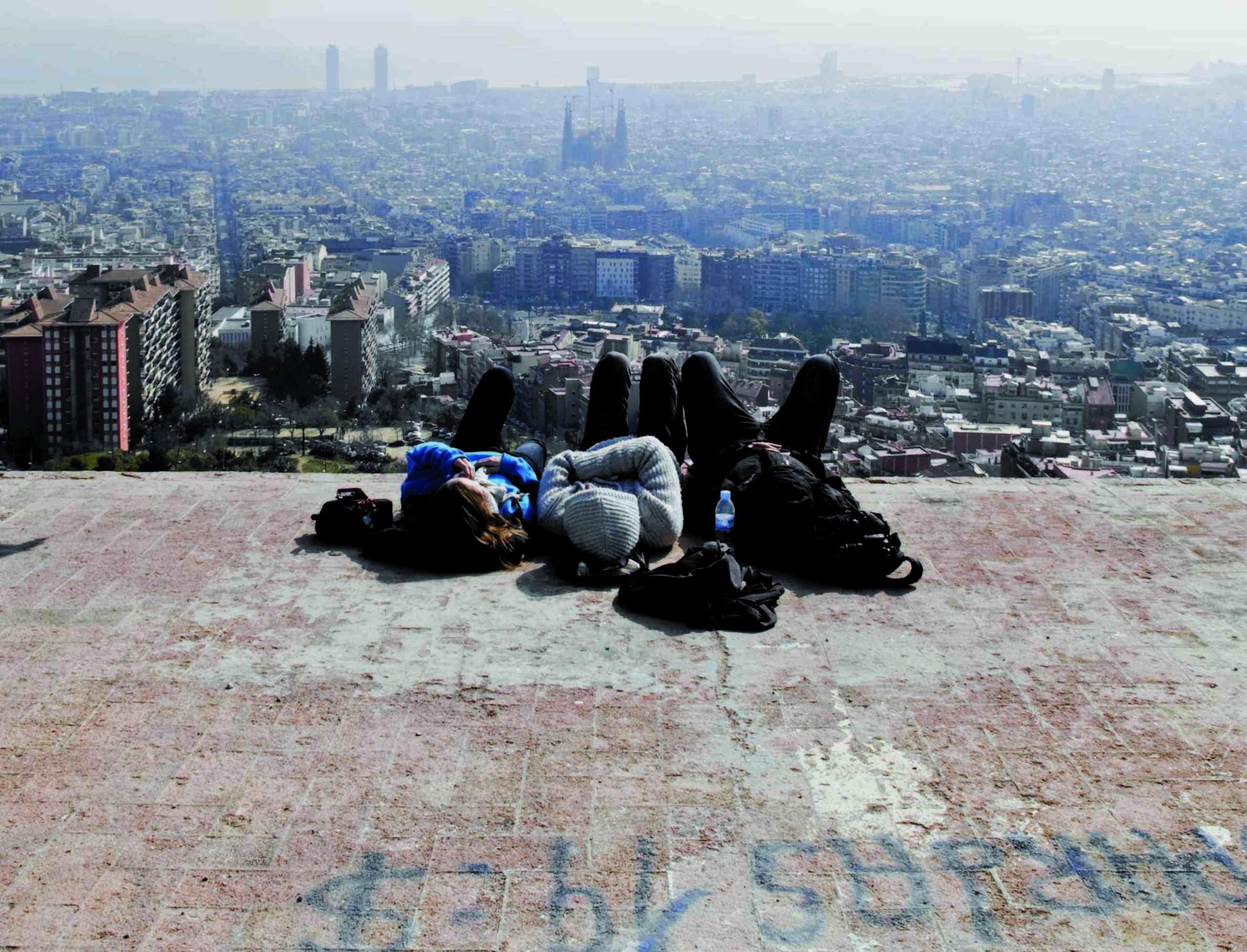La Barcelona de la guerra i la postguerra. Perspectives des del Turó de la Rovira